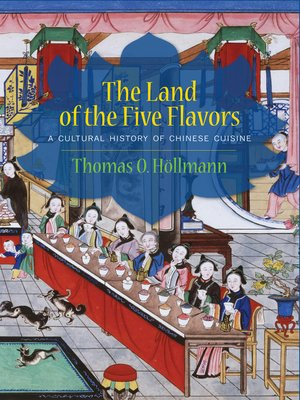 cover image of The Land of the Five Flavors