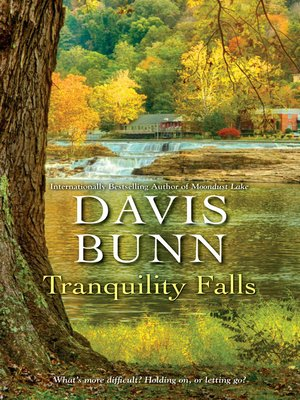 Tranquility Falls Book Cover