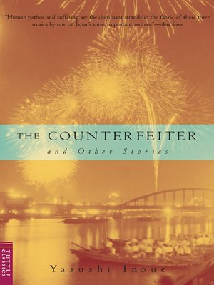cover image of Counterfeiter and  Other Stories