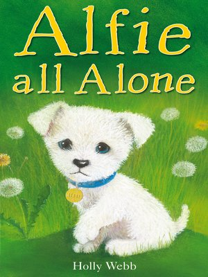 cover image of Alfie All Alone