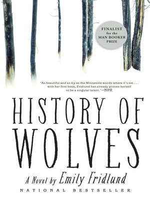 cover image of History of Wolves