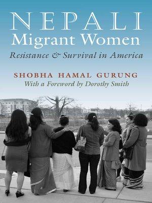 cover image of Nepali Migrant Women