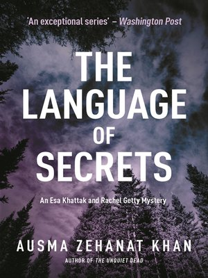 cover image of The Language of Secrets