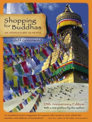 cover image of Shopping for Buddhas