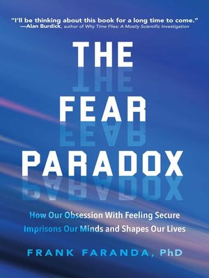 cover image of The Fear Paradox