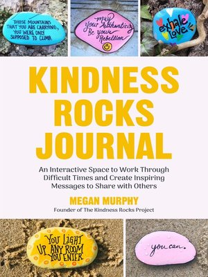 cover image of The Kindness Rocks Journal