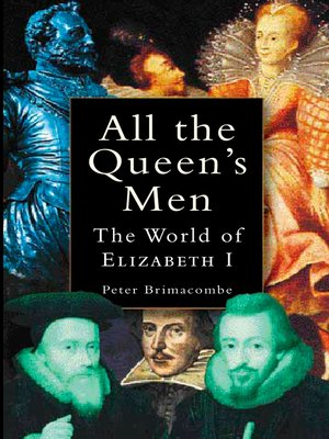 cover image of All the Queen's Men