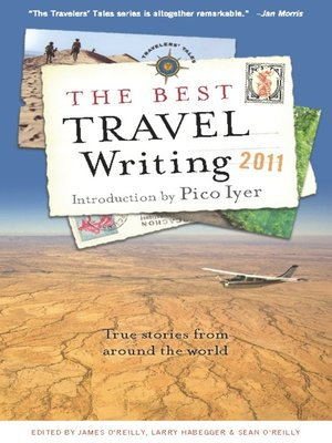 cover image of The Best Travel Writing 2011
