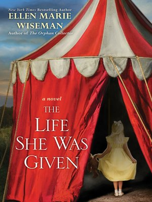 cover image of The Life She Was Given