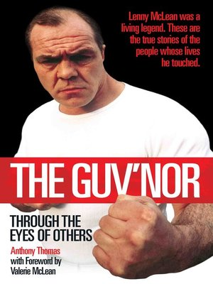 cover image of The Guv'nor--Through the Eyes of Others