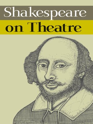 cover image of Shakespeare on Theatre