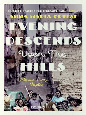 cover image of Evening Descends Upon the Hills