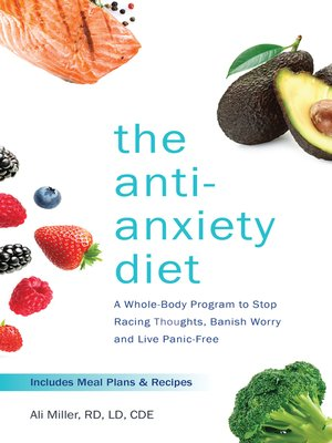 cover image of The Anti-Anxiety Diet