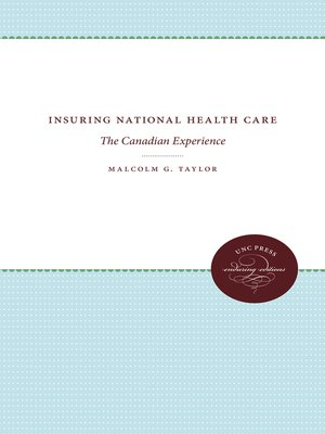 cover image of Insuring National Health Care