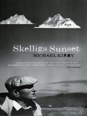 cover image of Skellig Sunset