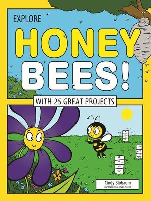 cover image of Explore Honey Bees!