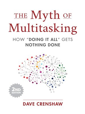 cover image of The Myth of Multitasking