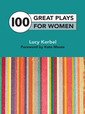 cover image of 100 Great Plays For Women