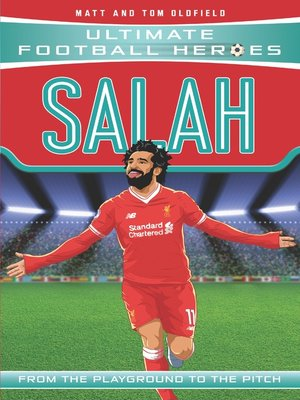 cover image of Salah--Collect Them All! (Ultimate Football Heroes)