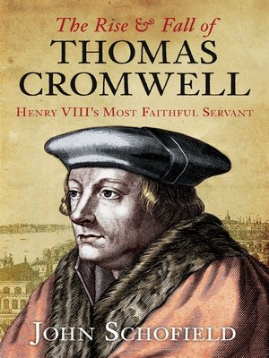 cover image of The Rise and Fall of Thomas Cromwell