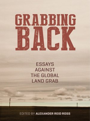 cover image of Grabbing Back