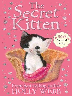 cover image of The Secret Kitten