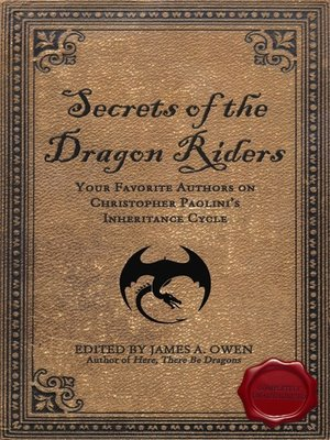 cover image of Secrets of the Dragon Riders