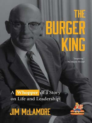 cover image of The Burger King