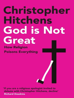 cover image of God Is Not Great