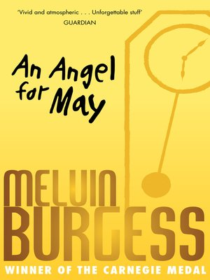 cover image of An Angel For May