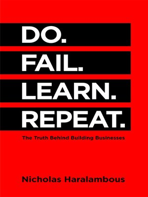cover image of Do. Fail. Learn. Repeat.