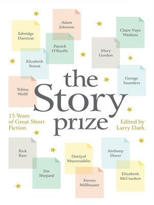 cover image of The Story Prize