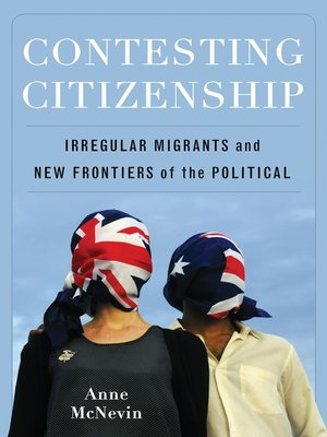 cover image of Contesting Citizenship