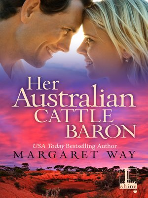 cover image of Her Australian Cattle Baron