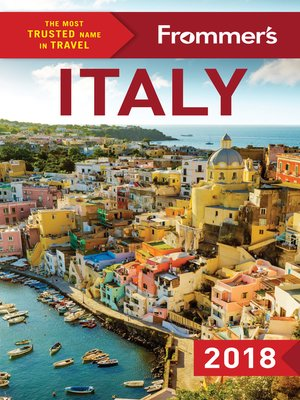 cover image of Frommer's Italy 2018
