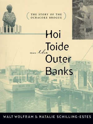cover image of Hoi Toide on the Outer Banks