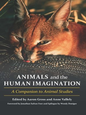 cover image of Animals and the Human Imagination
