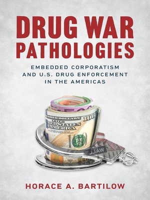 cover image of Drug War Pathologies