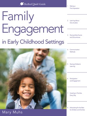 cover image of Family Engagement in Early Childhood Settings