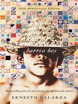 cover image of Barrio Boy