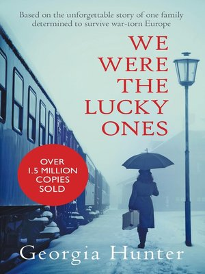 cover image of We Were the Lucky Ones