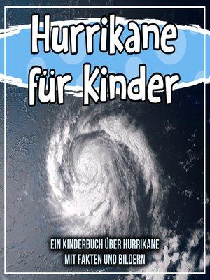 cover image of Hurrikane für Kinder