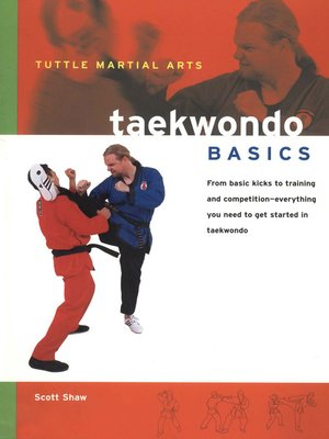 cover image of Taekwondo Basics