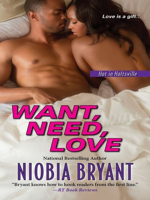 cover image of Want, Need, Love