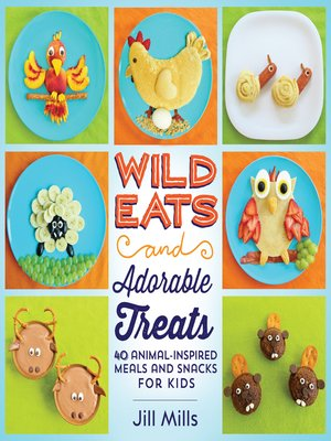 cover image of Wild Eats and Adorable Treats