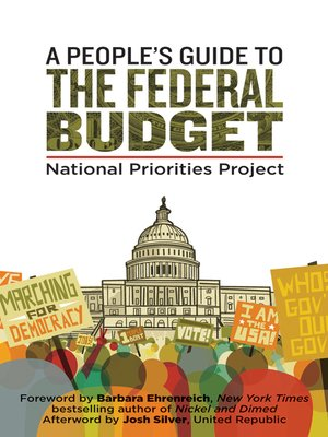 cover image of A People's Guide to the Federal Budget