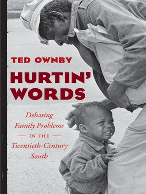 cover image of Hurtin' Words