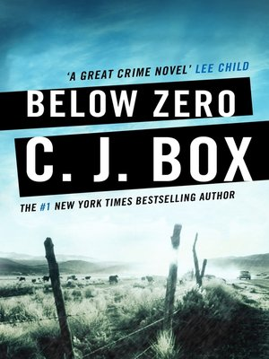 cover image of Below Zero