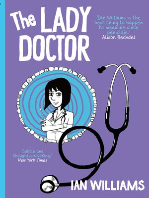 cover image of The Lady Doctor