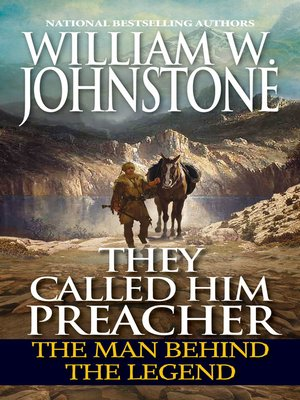 cover image of They Called Him Preacher